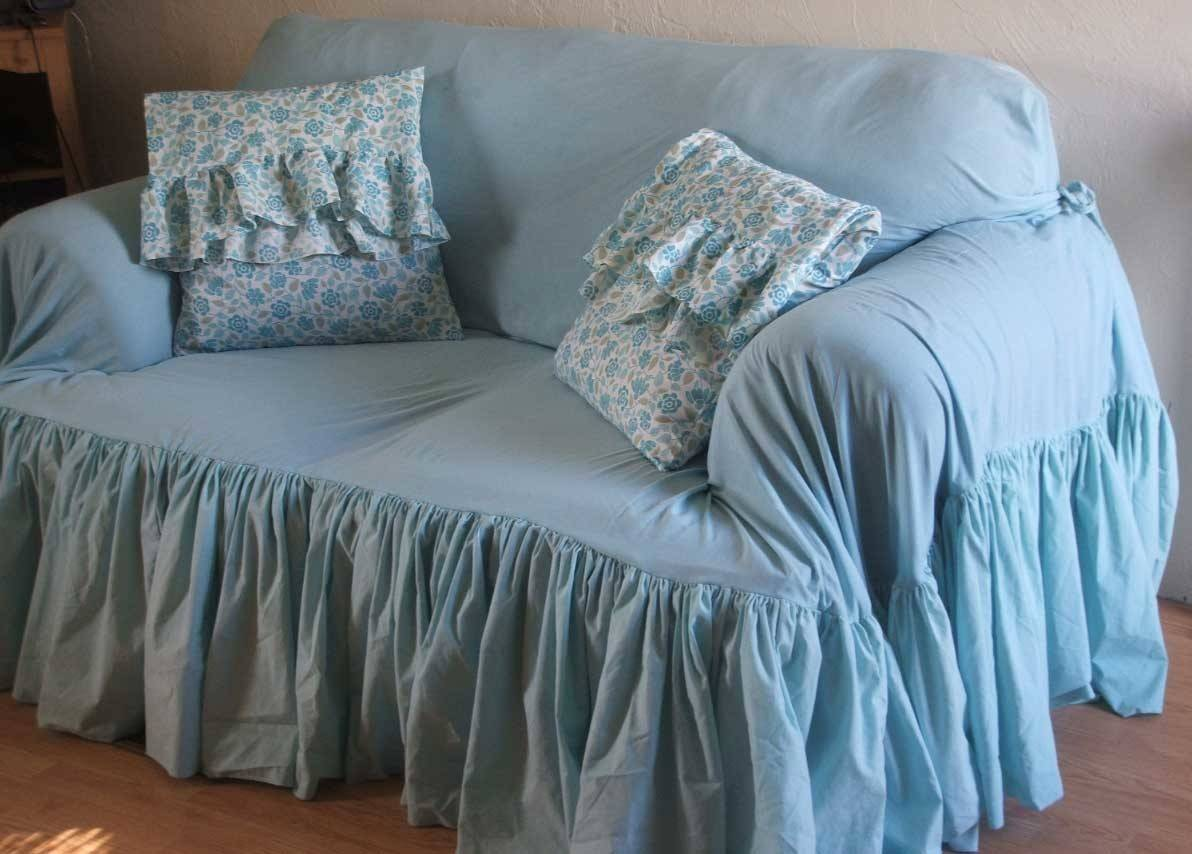 Country Slipcovers Shabby Chic