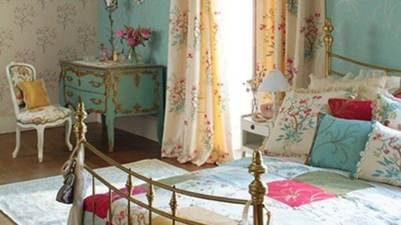 Country Style Bedroom Design Ideas Bookmark