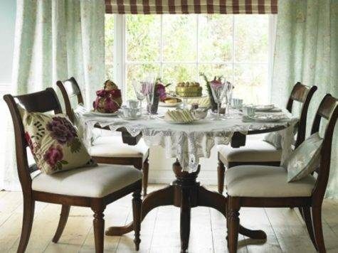 Country Style Dining Room Furniture