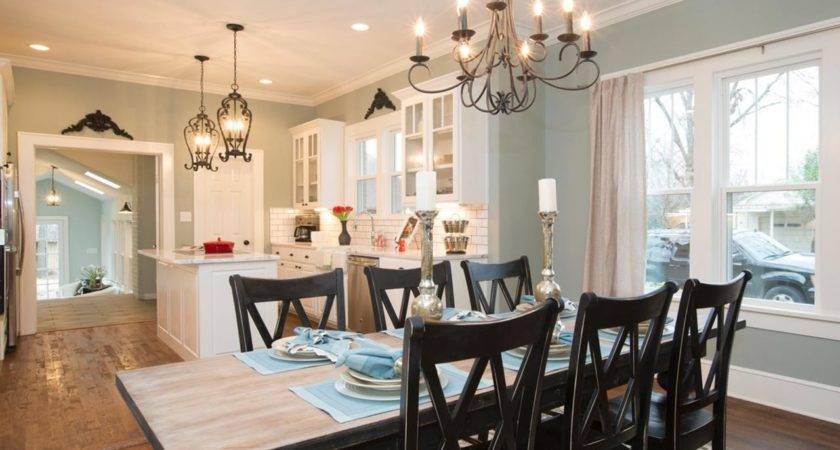 Craftsman Home Gets Makeover Fixer Upper Style