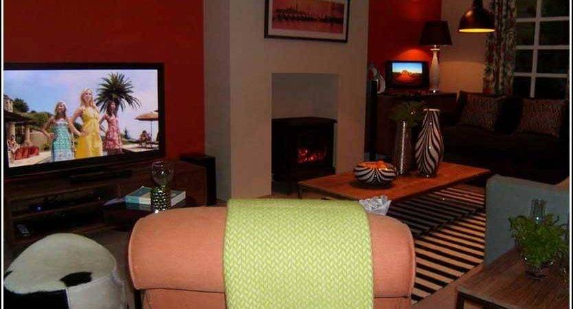 Create Ideal Homes Your Red Wall Ideas