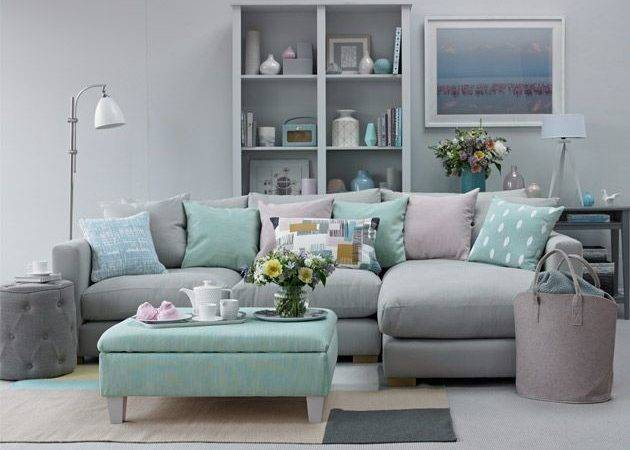 Create Soothing Living Room Scheme Good Homes Magazine