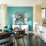 Creating Warm Calm Situation Home Blue