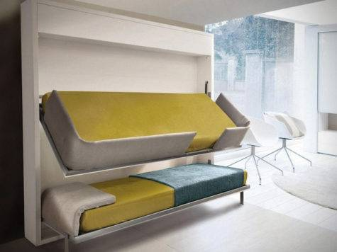 Creative Bunk Beds Small Spaces Home Design