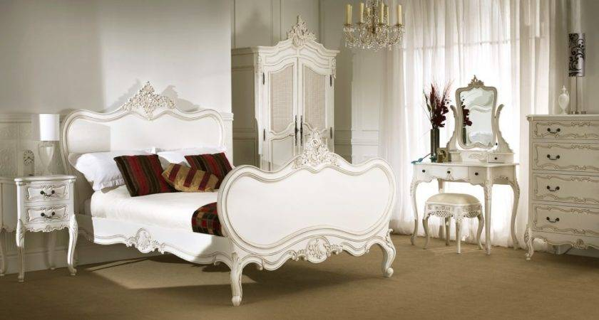 Creative Crafting Combination French Bedroom