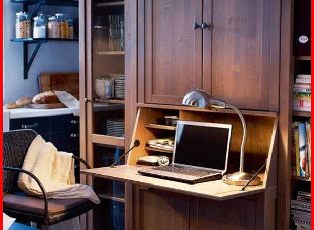 Creative Home Office Ideas Small Spaces