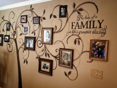 Creative Living Pennie Tree Mural