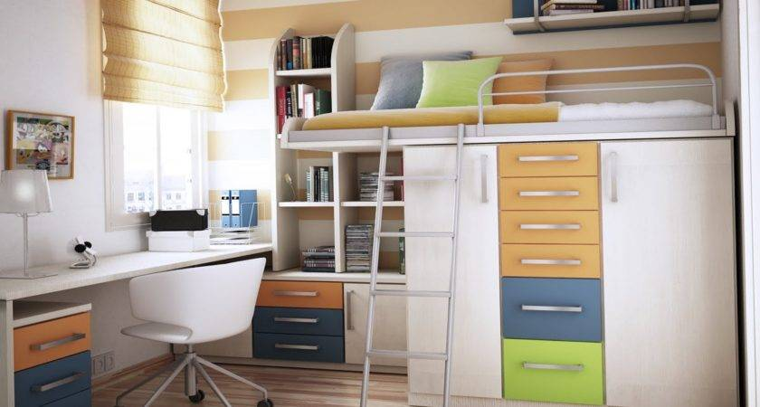 Creative Small Space Storage Solutions Clothes