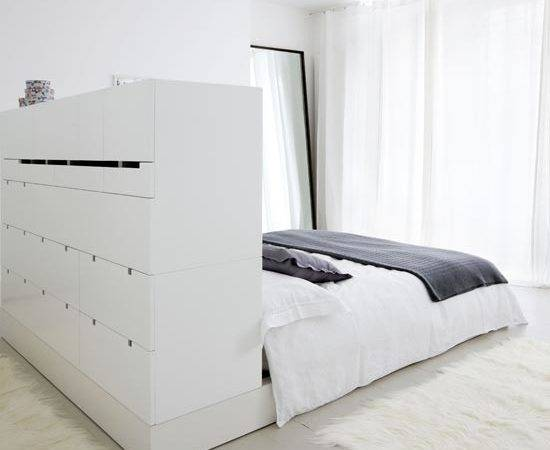 Creative Storage Ideas Small Bedrooms Homeideasblog