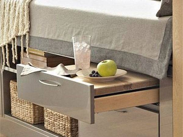 Creative Under Bed Storage Ideas Bedroom Noted List