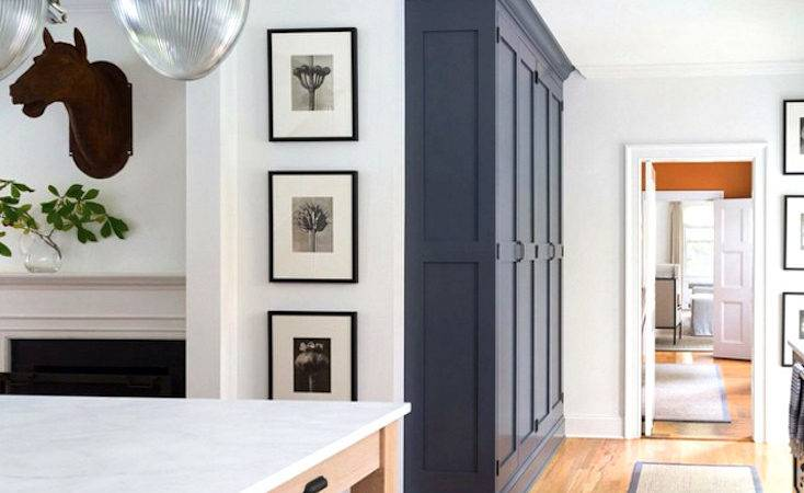 Creative Ways Incorporate Built Cabinetry