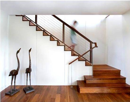 Creative Wooden Staircase Designs Homes Life Chilli