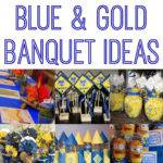 Cub Scout Blue Gold Banquet Ideas Happiness Homemade