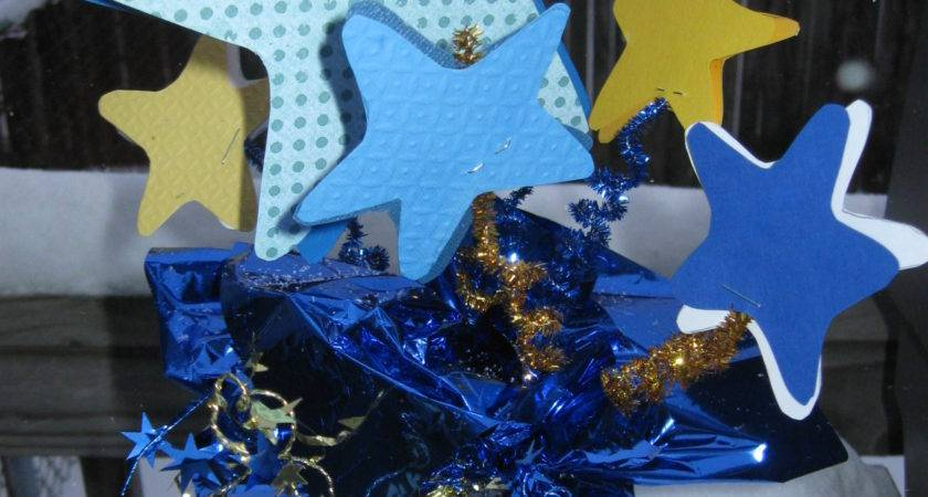 Cub Scout Blue Gold Carnival Theme Party Invitations