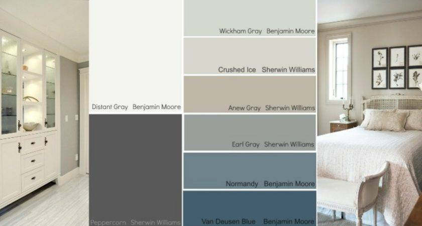 Current Indoor Paint Colors