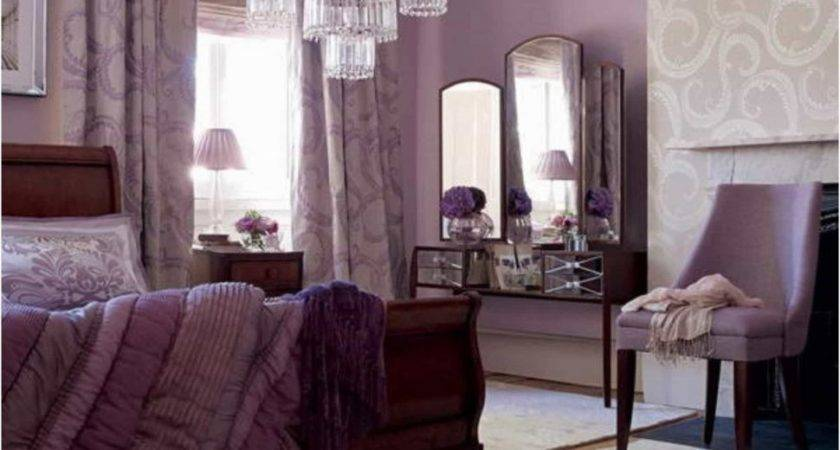 Curtains Drapes Awesome Purple Bedroom
