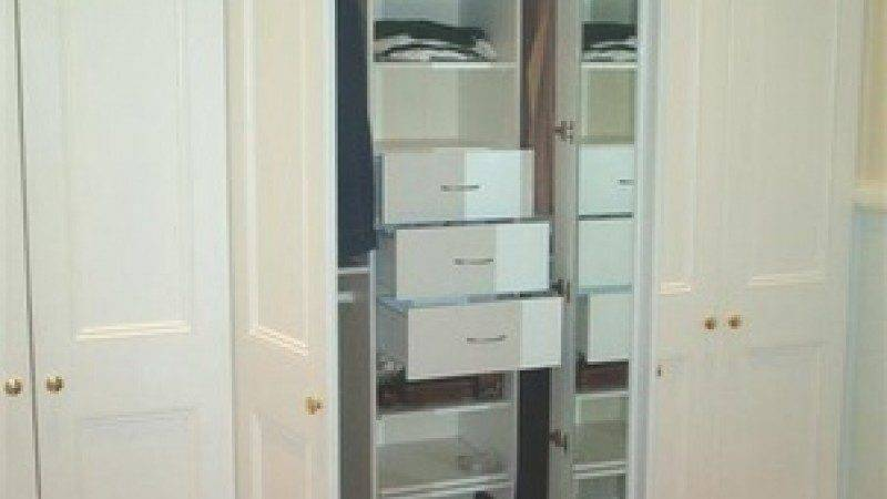 Custom Closet Company Built Wardrobes Design