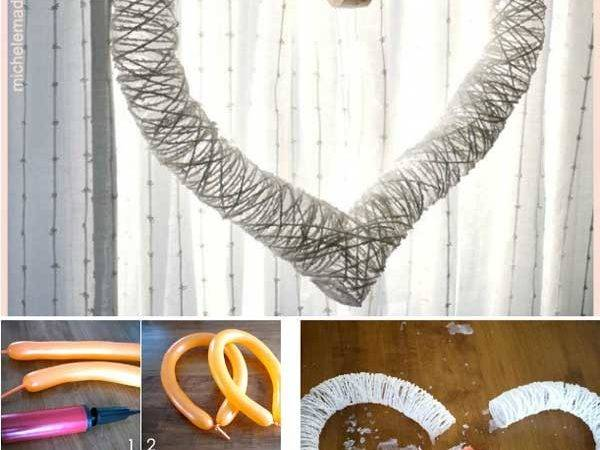 Cute Heart Shaped Diy Crafts Valentines Day World