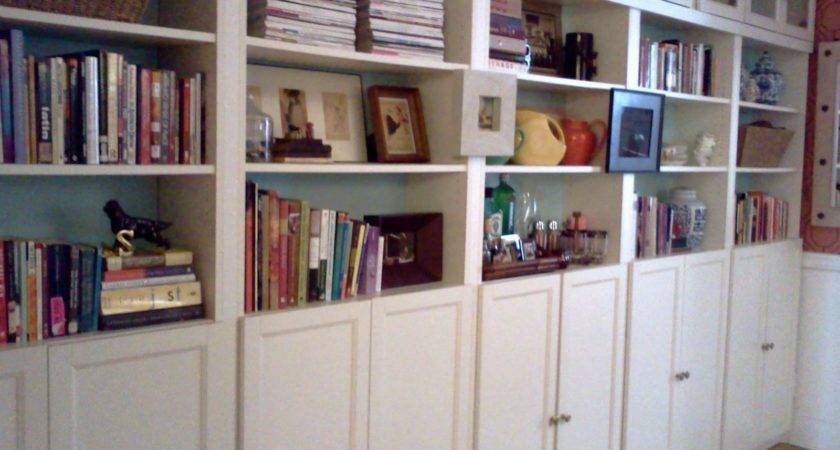 Daily Dose Kevin Dining Room Bookshelves