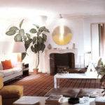 David Hicks Midcentury Living Room Designs Photos