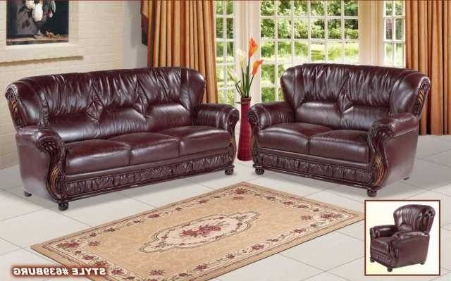 Dazzling Burgundy Leather Sofa Reviews Decorating Ideas