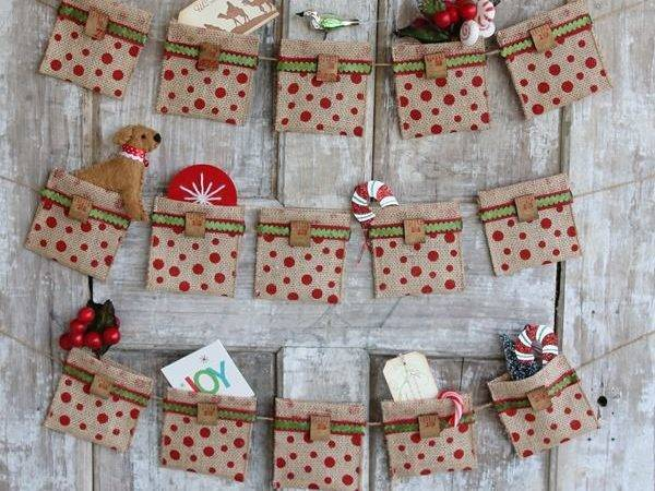 Decoart Blog Crafts Advent Calendar Ideas