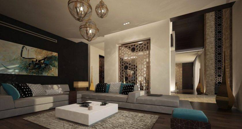 Decorate Moroccan Living Room