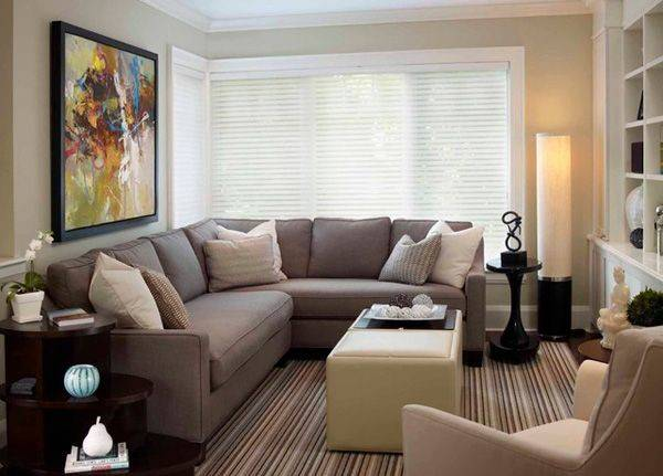 Decorate Small Living Room Modern Design