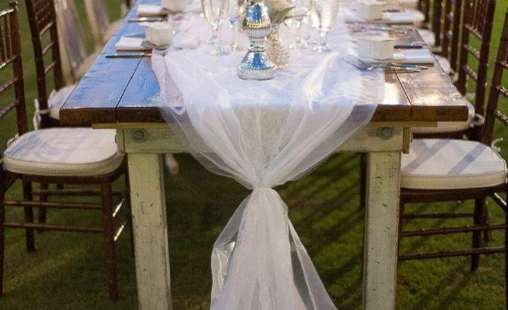 Decorate Table Tulle Billingsblessingbags