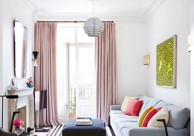Decorate Very Small Living Room Decorated