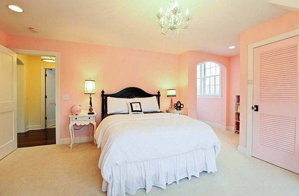 Decorate Young Woman Bedroom