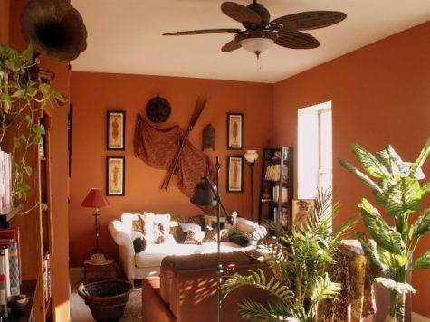 Decorate Your Home African Style Build House