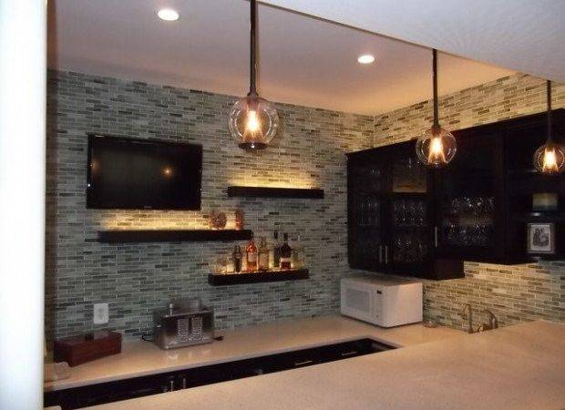 Decorate Your Living Room Floating Shelves