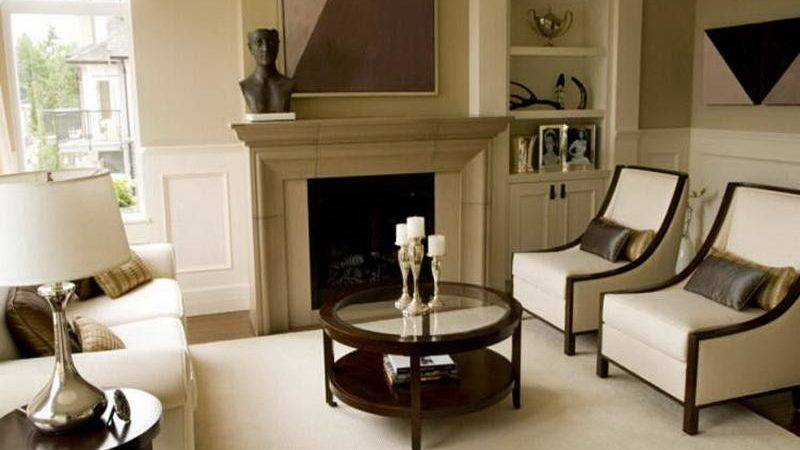Decorate Your Living Room Focal Point