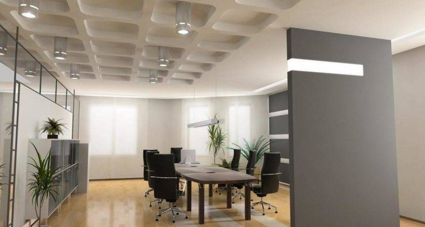 Decorate Your Offices Classical Ideas Modern