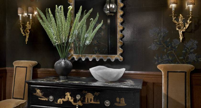 Decorating Antiques Without Channeling Museum