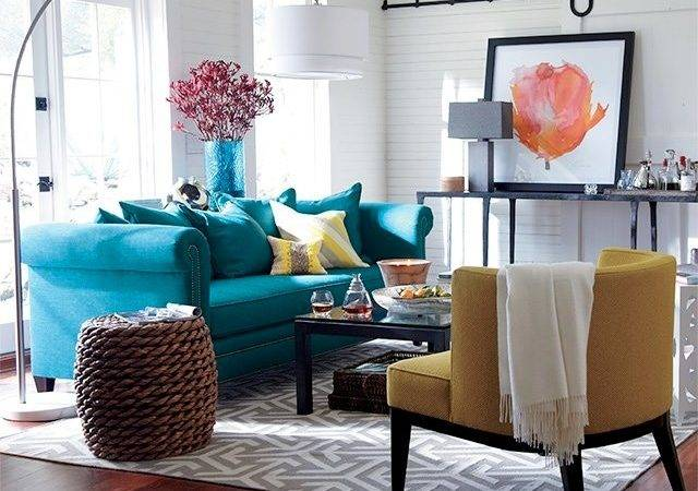 Decorating Bright Colors