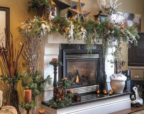 Decorating Ideas Fireplace Mantel Architecture Design