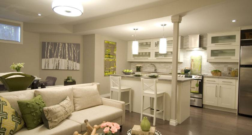 Decorating Ideas Small Apartment Apt Basement