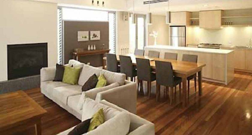 Decorating Living Room Dining Combo