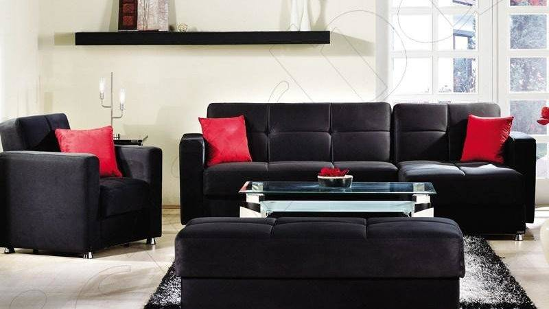 Decorating Living Room Leather Sofa Decor References