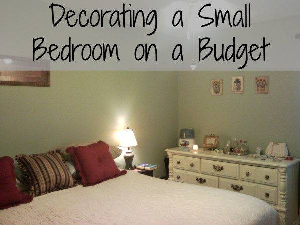 Decorating Small Bedrooms Budget Blissfully Domestic