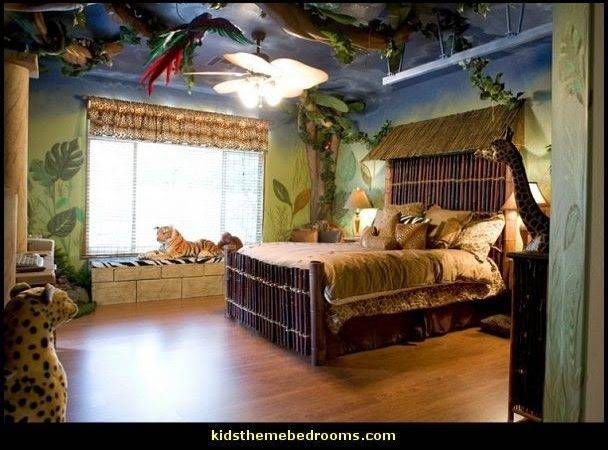 Decorating Theme Bedrooms Maries Manor Jungle