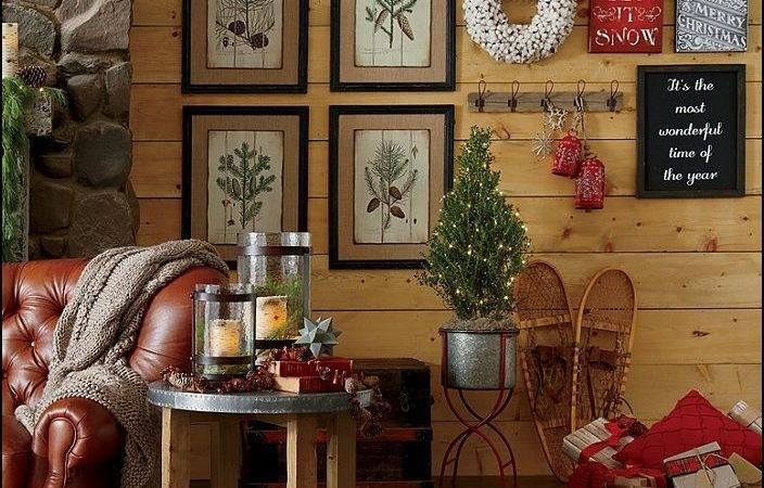 Decorating Theme Bedrooms Maries Manor Rustic Christmas