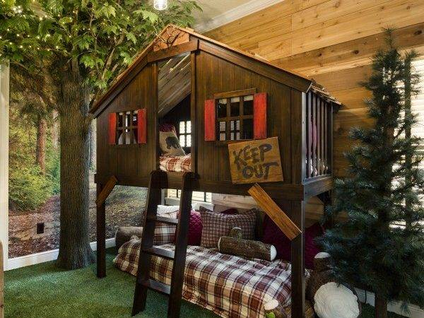 Decorating Vacation Home Creatively Themed Rooms