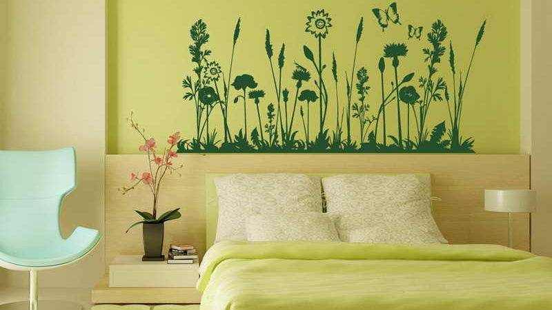 Decoration Bedroom Spring Theme Decorations Ideas