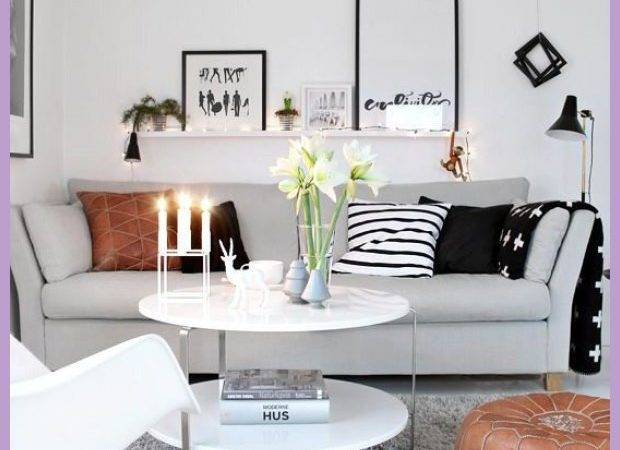 Decoration Ideas Small Living Rooms Home Design