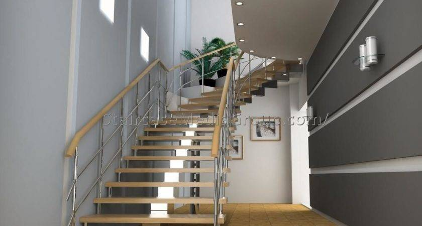 Decoration Ideas Staircase Wall Best
