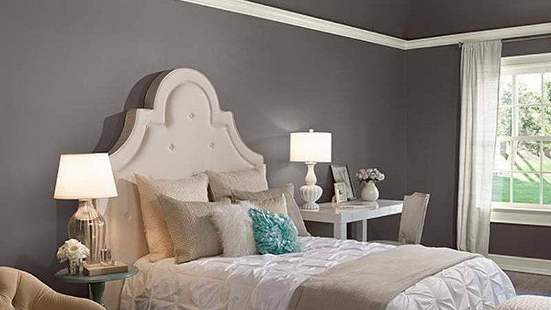 Decoration Most Popular Grey Paint Colors Sherwin