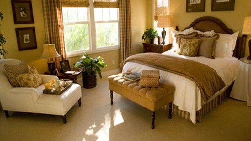 Decoration Small Master Bedroom Decorating Ideas